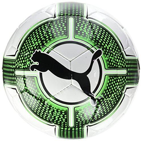 Pallone Puma Evopower 5.3Trainer HS, Unisex, Evopower 5.3 Trainer HS, Puma White/Green Gecko/Puma Black