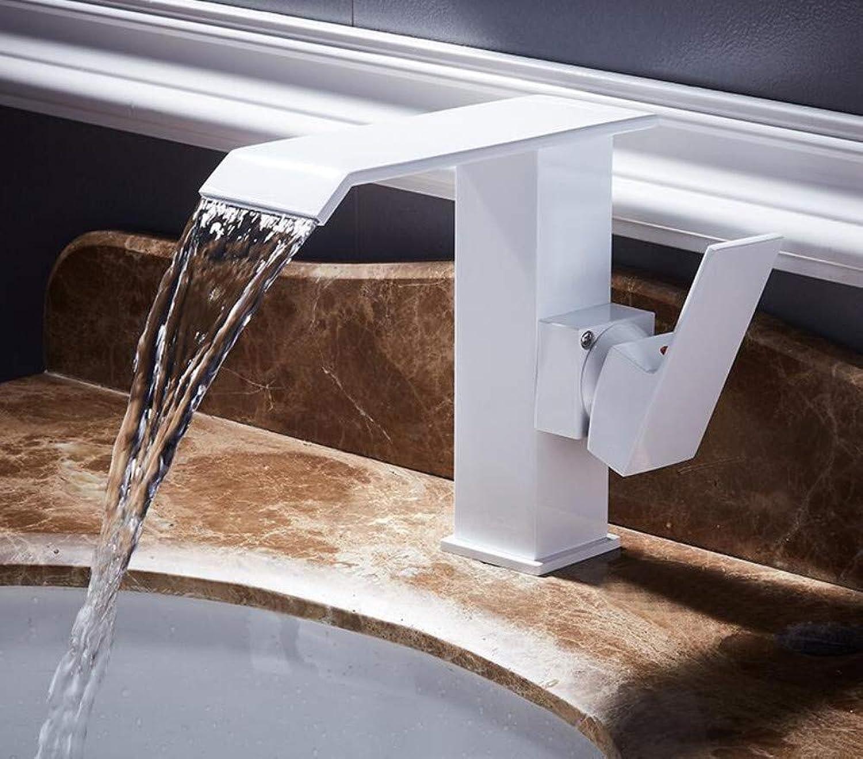 Warmes und kaltes Waschbecken aus Kupfer mit heiem und kaltem Waschbecken