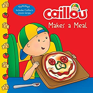 Get caillou makes a meal includes a simple pizza recipe clubhouse product description caillou makes pizza with his family and learns that home made can be just as good as the fast food pizza they have delivered to their forumfinder Images