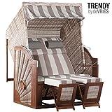 Strandkorb Trendy Pure Classic Seashell