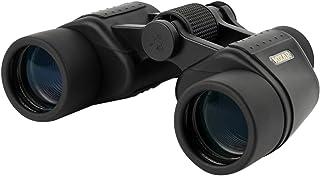 MIZAR-TEC 双眼鏡 ポロプリズム式 8倍40ミリ口径 ケース付き ブラック BK-8040
