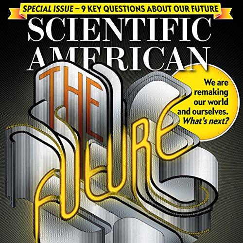 Scientific American, September 2016 audiobook cover art