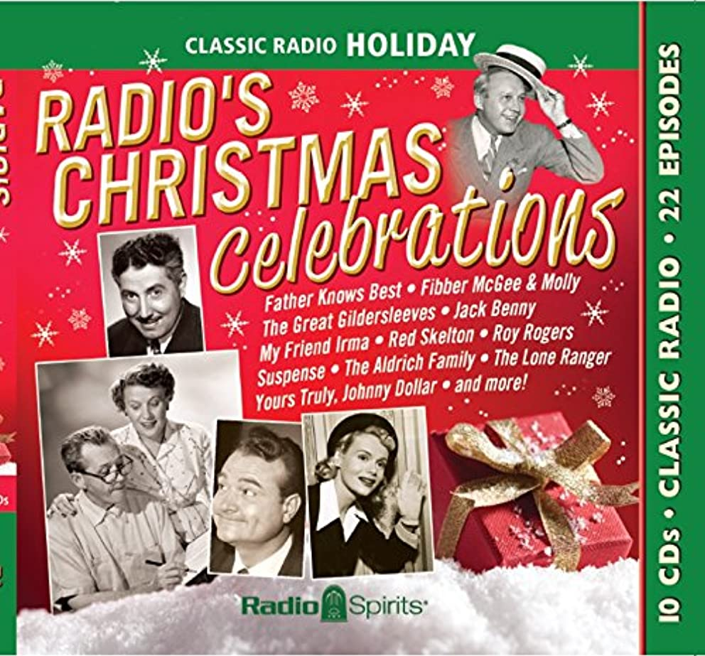 Radio's Christmas Celebrations (Old Time Radio)