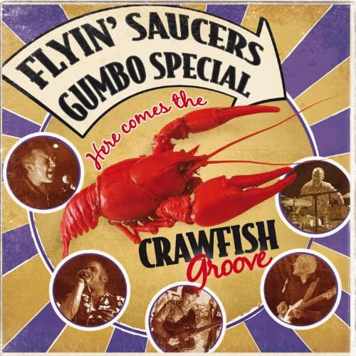 Flyin' Saucers Gumbo Special