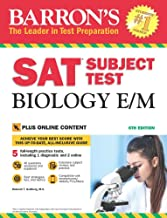 SAT Subject Test Biology E/M (Barron's Test Prep) PDF