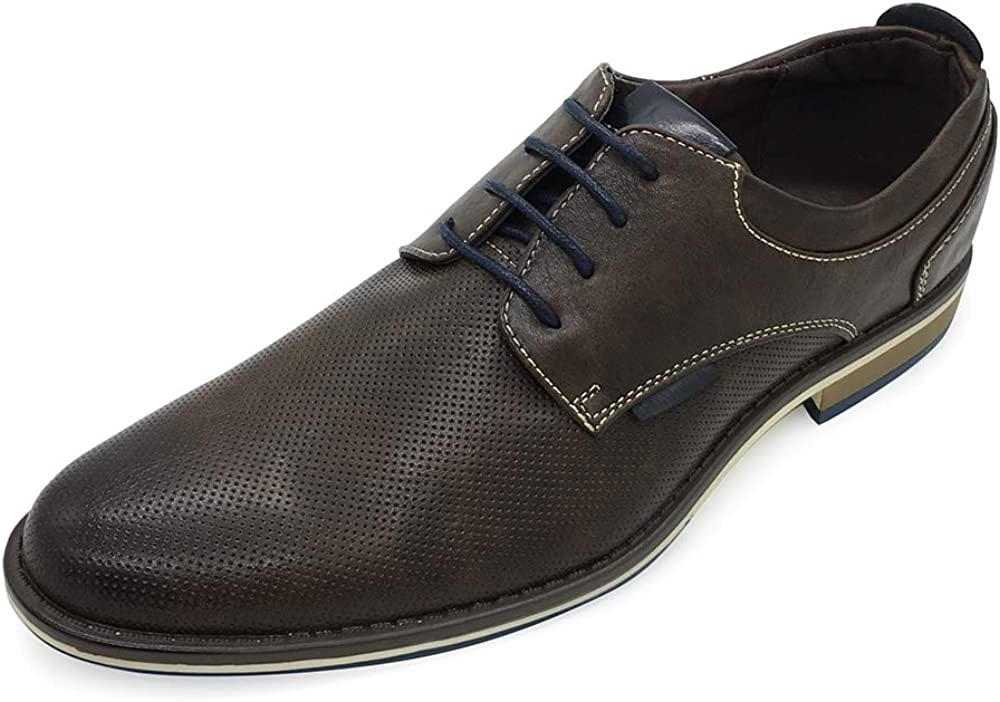 Dress Max 54% OFF Shoes favorite for Men Casual Cl with Lace-up Leather Oxford