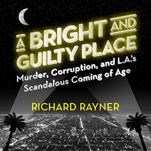 A Bright and Guilty Place audiobook cover art