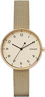 Skagen SKW2625 Reloj Signatur, Análogo, Redondo para Mujer