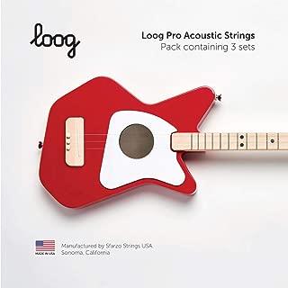 Loog Pro Acoustic Guitar Strings