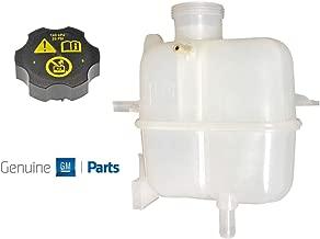 Radiator Coolant Overflow Tank Spark Reservoir Recovery Bottle & Cap 95352005 (SPARK 2013-2015)