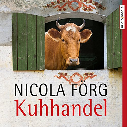 Kuhhandel audiobook cover art