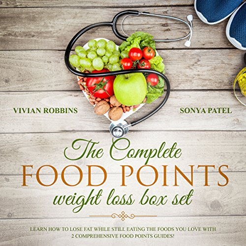 The Complete Food Points Weight Loss Box Set audiobook cover art