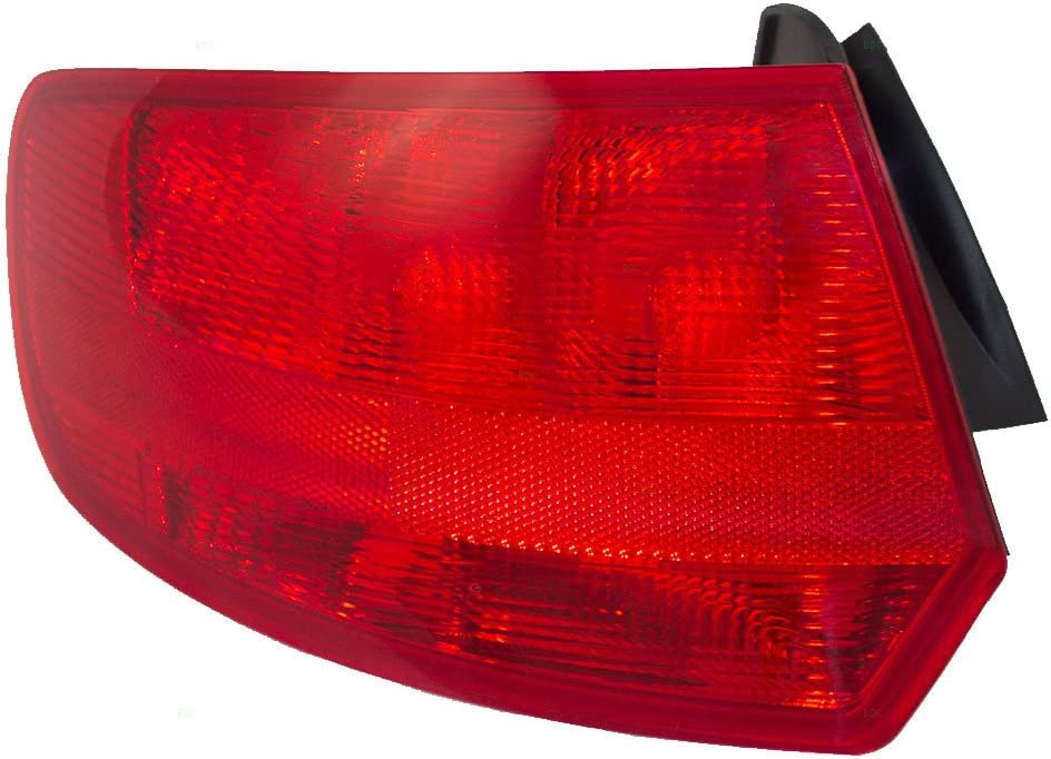 Brock Replacement Drivers 5 ☆ popular Taillight A3 Tucson Mall 2006-2008 with Compatible