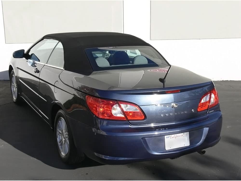 Sierra Auto Tops Convertible Top Sebrin Quality Long-awaited inspection Replacement Chrysler for