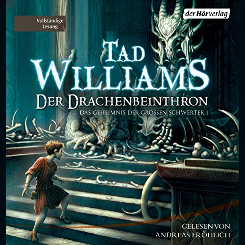 Der Drachenbeinthron audiobook cover art