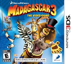 Madagascar 3: The Video Game - Nintendo 3DS by D3 Publisher [video game]