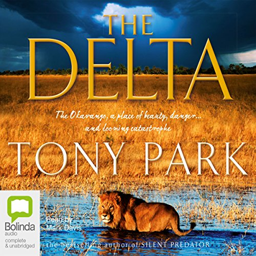 The Delta audiobook cover art