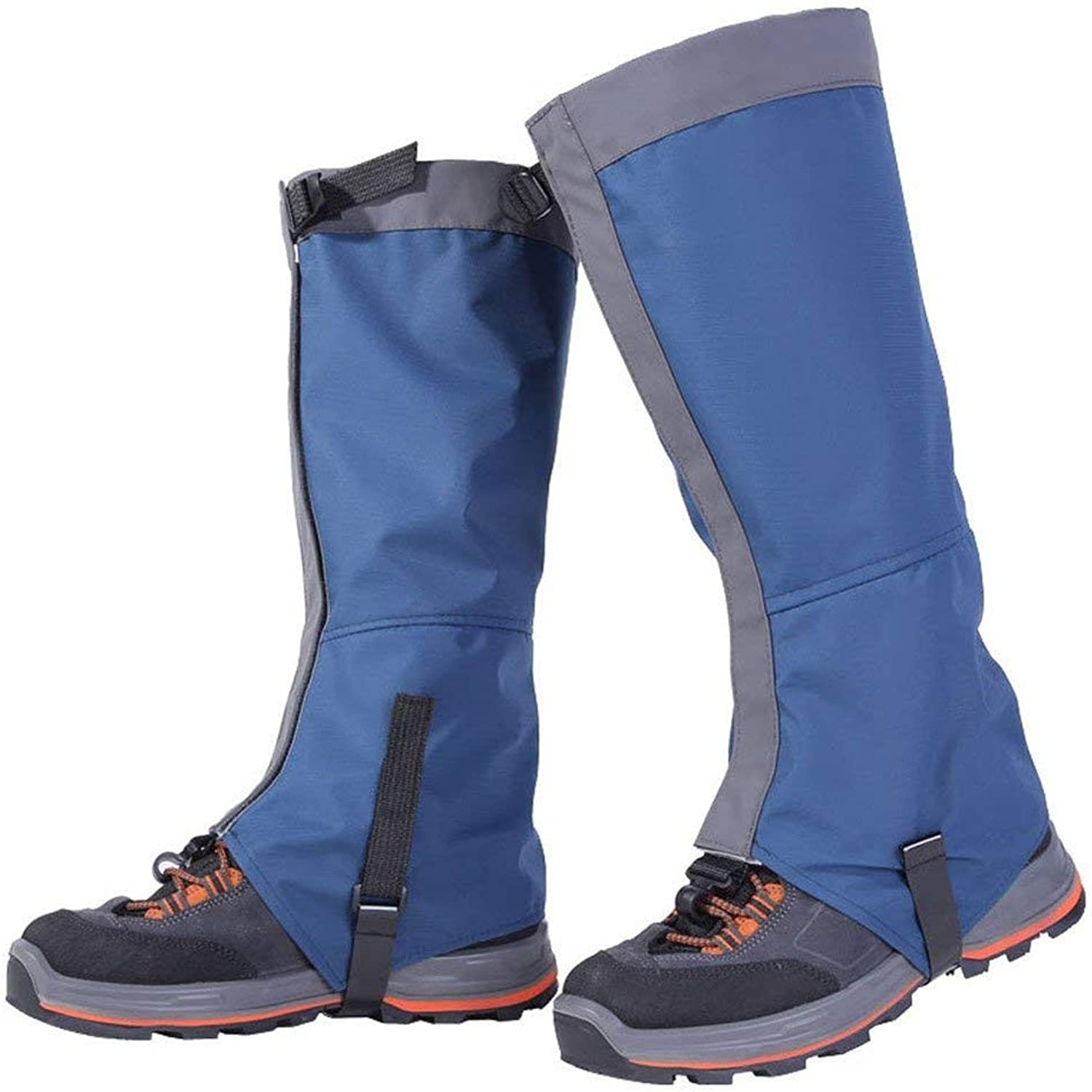 Hiking, Snow, Outdoor Skiing, Waterproof shoes, Men's and Women's Leggings Happy Together