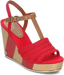 Sandali e scarpe blu Tommy Hilfiger per il mare da donna