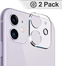 (2 Pack) Camera Lens Protector for iPhone 11, BASE MALL...