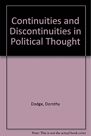 Continuities and Discontinuities in Political Thought