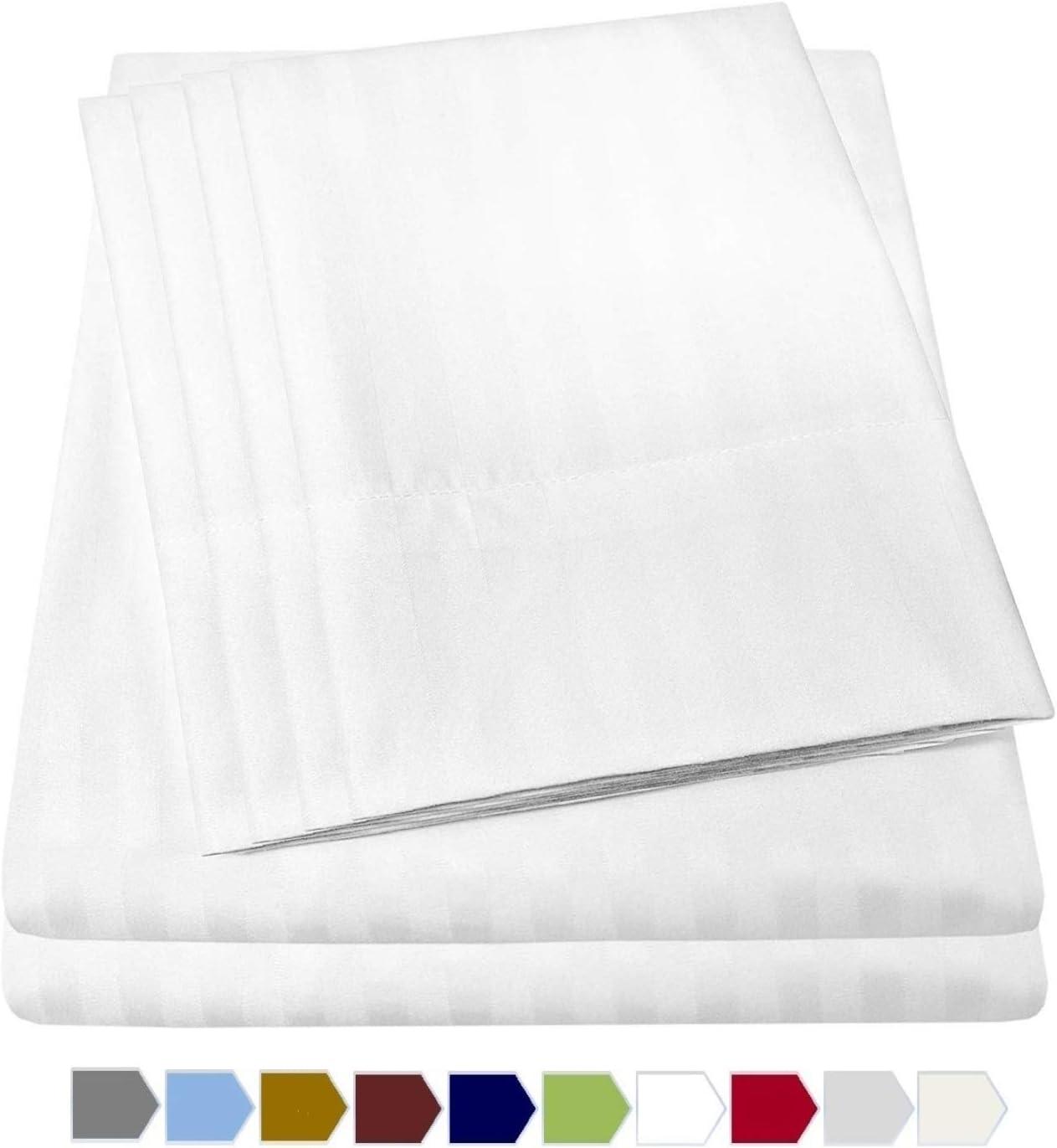 Rajlinen Luxury Egyptian Cotton 650-Thread-Count 6 Sateen Finish Cheap Popular brand