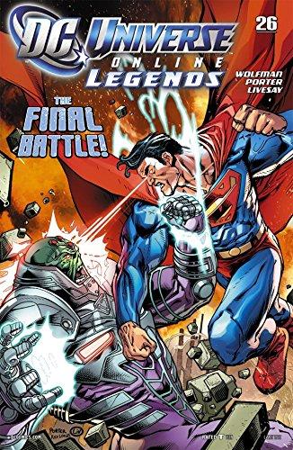 DC Universe Online Legends #26 (English Edition)