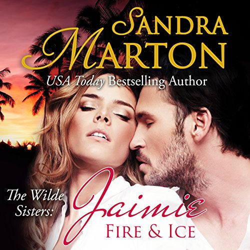 Jaimie: Fire and Ice audiobook cover art