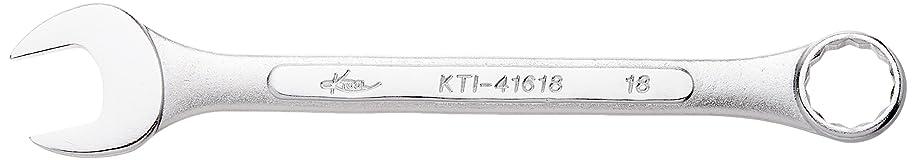 KTI KTI-41618 Combination Wrench