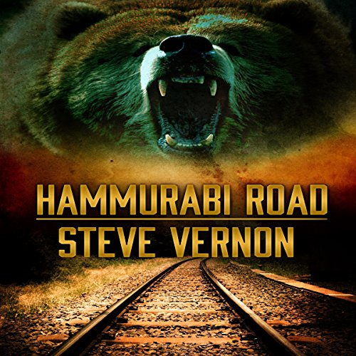 Hammurabi Road Audiobook By Steve Vernon cover art