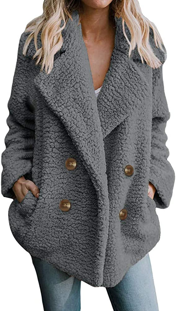 Womens Casual Limited time cheap sale Jacket Warm Plush Parka Max 82% OFF Cl Lightweight Comfortable