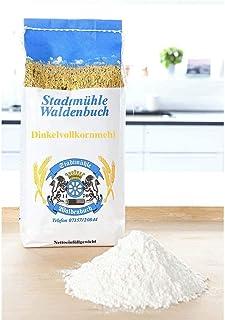 Dinkelvollkornmehl 5 kg feinste Bäckerqualität