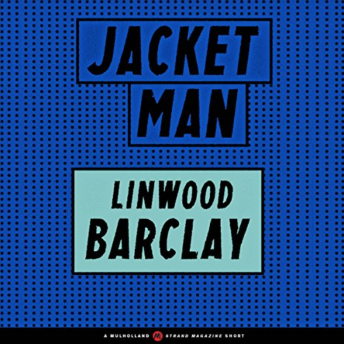 Jacket Man audiobook cover art