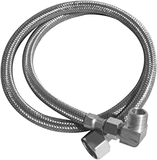 lsp kdw-184-pp Dishwasher供給線、円錐Mightyflex 1/ 2インチby 9/ 16インチエルボ84-inch Long by 5/ 16インチ
