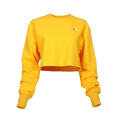 Champion LIFE Reverse Weave(r) Cropped Cut Off Crew