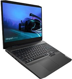 "Lenovo Ideapad Gaming 3, Intel Core i7-10750H, 15.6"" FHD, 16 GB RAM, 1TB HDD + 256GB SSD, Nvidia GTX1650Ti 4GB, Eng-Arb, W..."