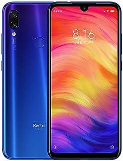 "Xiaomi Note 7 Azul 128gb 6.3"" 4GB RAM Android 9 Pie c/MIUI 10 Versão Global"