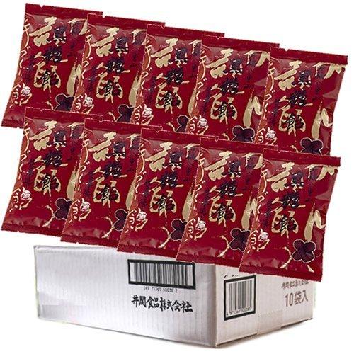 手造りの飴 『地釜本造り』 沖縄八重山黒糖飴 小袋10袋入りケース■井関食品