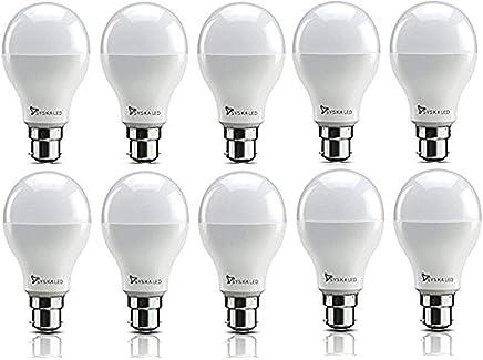 dc74cea2c Best seller in LED Bulbs · Syska SRL Base B22 9-Watt LED Bulb (Pack of 10