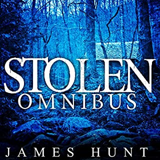 Stolen Omnibus - Small Town Abduction audiobook cover art