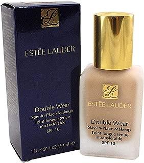Estee Lauder Double Wear Stay-in Place Makeup Spf 10-1w2 for Women, Sand, 1 Fluid Ounce