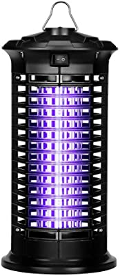 Gideal Bug Zapper, Electronic Mosquito Killer, Fly Insect Trap for Home