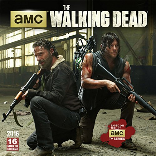 The Walking Dead 2016 Calendar