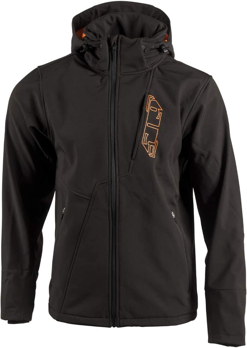 509 Black Fire Tactical Softshell Year-end annual account Mesa Mall Jacket 2X-Large