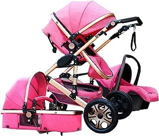 babystart car seat pink