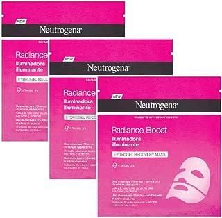 Neutrogena Hydroboost Hydrogel Whitening Masker (3 containers à 30 ml)