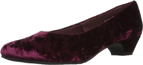 Soft Style damenes Zapatilla, Bordeaux Velvet, Größe 12