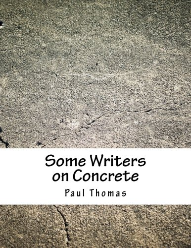 Some Writers on Concrete