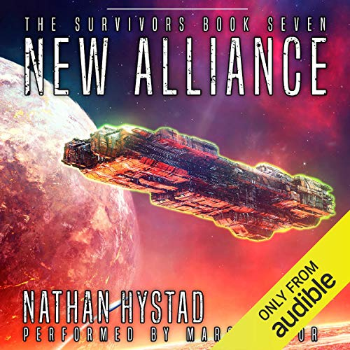 New Alliance audiobook cover art