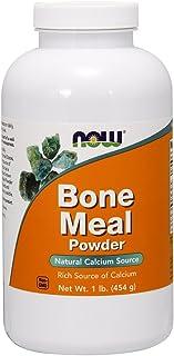 NOW Foods, Bone Meal Powder, 1 lb. (454 g)